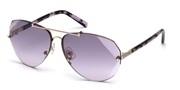 Nakup ali povečava slike, Swarovski Eyewear SK0134-28Z.