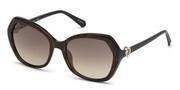 Nakup ali povečava slike, Swarovski Eyewear SK0165-52F.