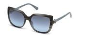 Nakup ali povečava slike, Swarovski Eyewear SK0166-86X.