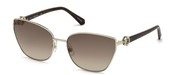 Nakup ali povečava slike, Swarovski Eyewear SK0167-32F.