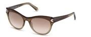 Nakup ali povečava slike, Swarovski Eyewear SK0171-47G.