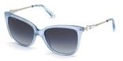 Nakup ali povečava slike, Swarovski Eyewear SK0189-90W.