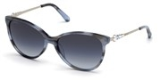 Nakup ali povečava slike, Swarovski Eyewear SK0190-86W.