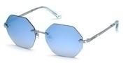 Nakup ali povečava slike, Swarovski Eyewear SK0193-84X.