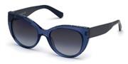Nakup ali povečava slike, Swarovski Eyewear SK0202-92W.