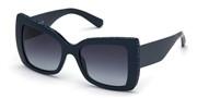 Nakup ali povečava slike, Swarovski Eyewear SK0203-90W.