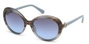 Nakup ali povečava slike, Swarovski Eyewear SK0204-86X.