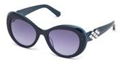Nakup ali povečava slike, Swarovski Eyewear SK0224-92W.