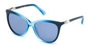 Nakup ali povečava slike, Swarovski Eyewear SK0226-92V.