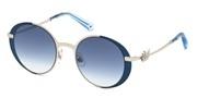 Nakup ali povečava slike, Swarovski Eyewear SK0229-92W.