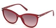 Nakup ali povečava slike, Swarovski Eyewear SK0233-66T.