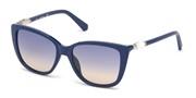 Nakup ali povečava slike, Swarovski Eyewear SK0234H-90W.