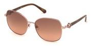 Nakup ali povečava slike, Swarovski Eyewear SK0254-33F.