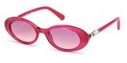 Nakup ali povečava slike, Swarovski Eyewear SK0258-75Z.