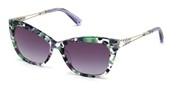 Nakup ali povečava slike, Swarovski Eyewear SK0262-55Z.