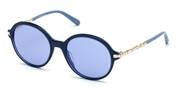 Nakup ali povečava slike, Swarovski Eyewear SK0264-90V.