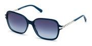 Nakup ali povečava slike, Swarovski Eyewear SK0265-90W.