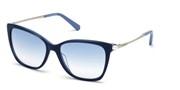 Nakup ali povečava slike, Swarovski Eyewear SK0267-90W.