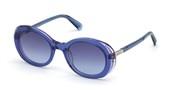 Nakup ali povečava slike, Swarovski Eyewear SK0281-92W.