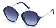 Nakup ali povečava slike, Swarovski Eyewear SK0285-90W.