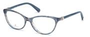 Nakup ali povečava slike, Swarovski Eyewear SK5244-090.