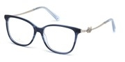Nakup ali povečava slike, Swarovski Eyewear SK5304-092.