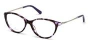 Nakup ali povečava slike, Swarovski Eyewear SK5349-55A.